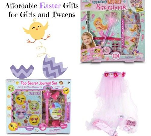 Affordable easter gifts for girls and tweens easter will be here before we know it so today i wanted to share with you so quality affordable gifts for girls ages 2 to 12 negle Gallery