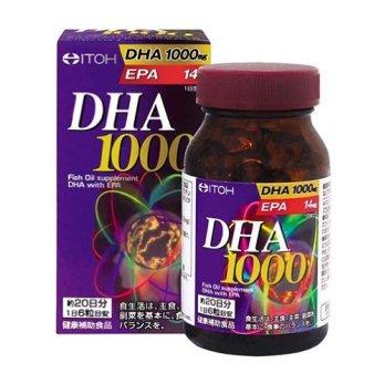 Viên uống bổ não DHA 1000mg