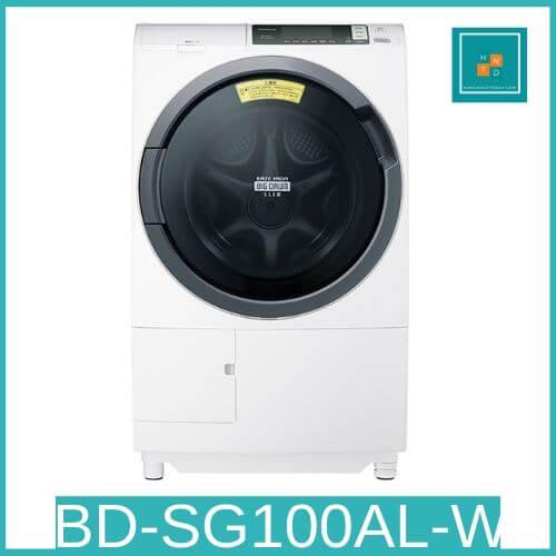 Máy giặt Hitachi BD-SG100AL-W