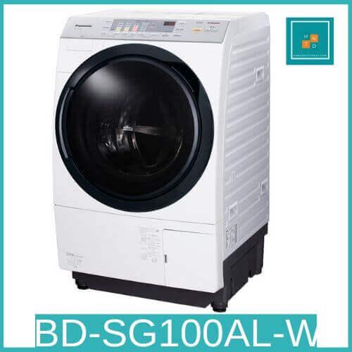 Máy giặt Panasonic NA-VX3700L-W