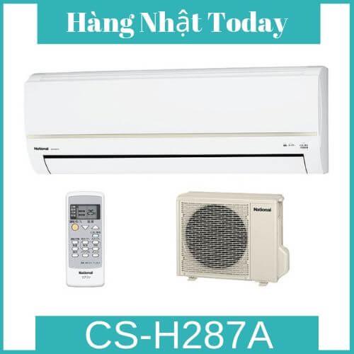 Điều hòa National CS-H287A