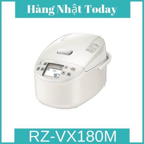 Nồi cơm áp suất Hitachi RZ-VX180M