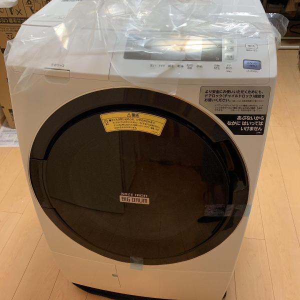 Ảnh thật máy giặt Hitachi BD-SG100CL