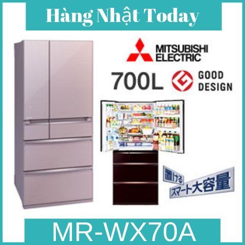 Tủ lạnh Mitsubishi MR-WX70A