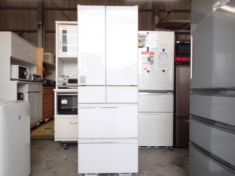 Tủ lạnh Nhật Hitachi R-HW52J-XW (trắng) có hút chân không và đá rơi 1