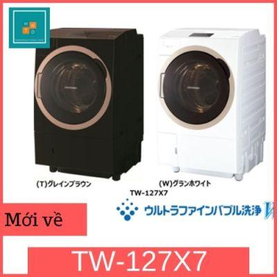 Máy giặt sấy Toshiba TW-127X7