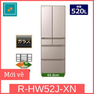 Tủ lạnh Nhật Hitachi R-HW52J-XN