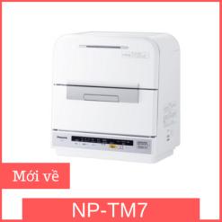 Máy rửa bát Panasonic NP-TM7