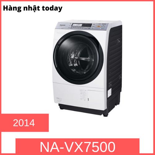 Máy giặt sấy Panasonic NA-VX7500