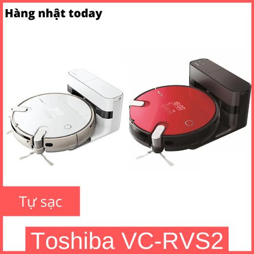 Robot hút bụi Toshiba VC-RVS2
