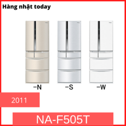 Tủ lạnh nhật bãi Panasonic NA-F505T