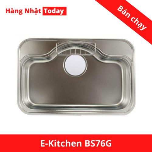 Chậu rửa bát e-Kitchen BS76G