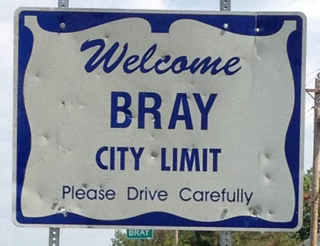 Bray Oklahoma