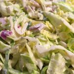 Tangy Homemade Coleslaw
