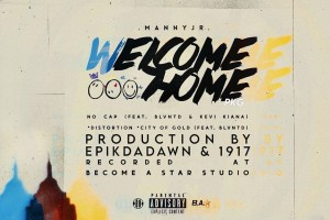The Welcome Mat: MannyJR. releases latest EP, 'Welcome Home PKG'