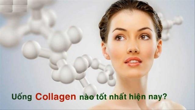 Uống collagen nào tốt cho da?