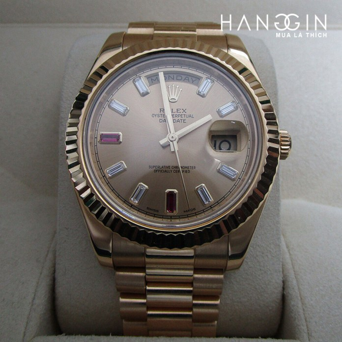 Rolex Day date II 41mm Yellow Gold - 2