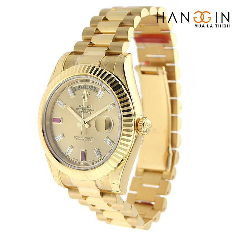 Rolex Day date II 41mm Yellow Gold