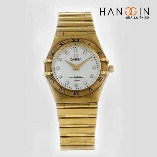 Đồng hồ đeo tay nữ Omega Yellow gold