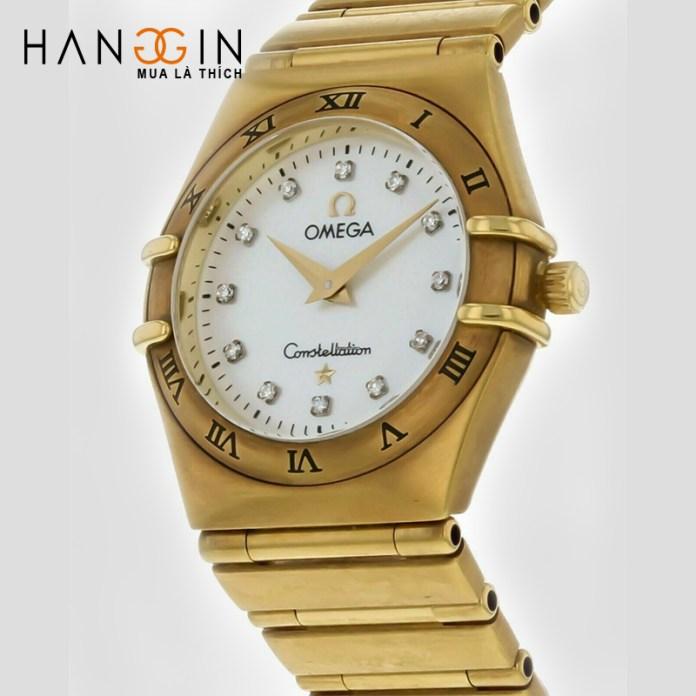 Đồng hồ đeo tay nữ Omega Yellow gold - 2