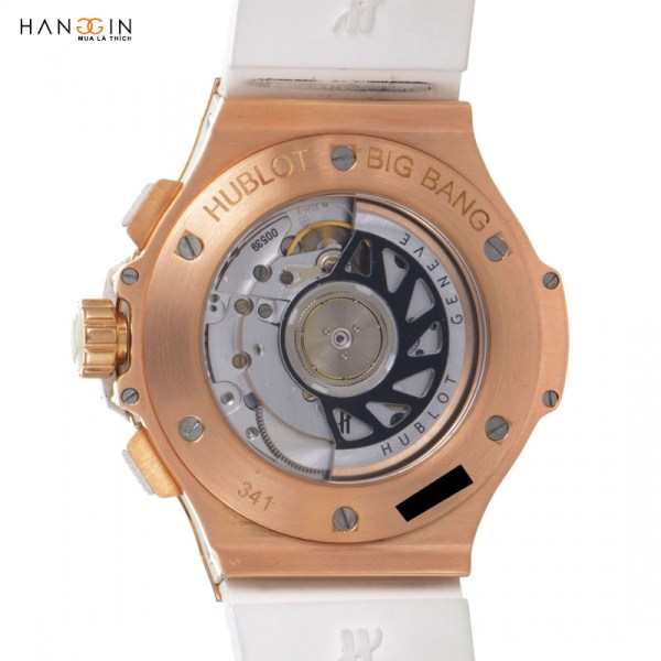 Hublot Big Bang Gold White Diamonds - 2