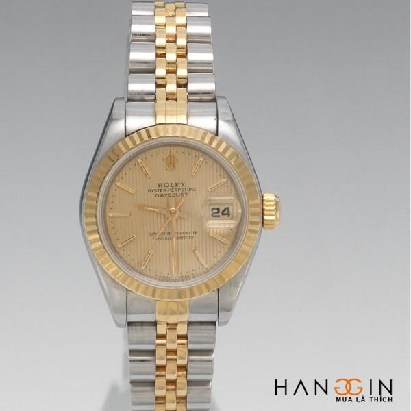 Rolex Ladies Rolex Oyster Perpetual Datejust - 1