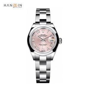 Đồng hồ Rolex LADY-DATEJUST mặt hồng0