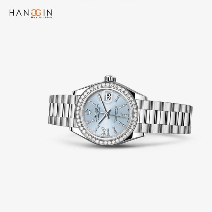 Đồng hồ Rolex LADY-DATEJUST mặt ngọc bích-2