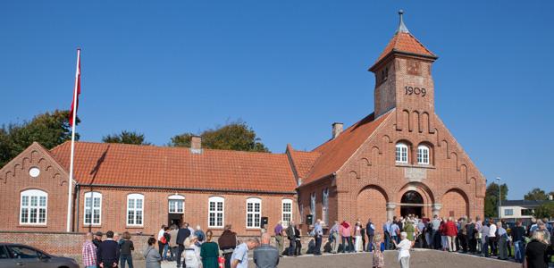 Træf Han Herred 2015 begynder i det smukke tinghus i Fjerritslev