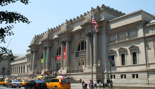 【MET】メトロポリタン美術館の有名作品や見どころをご紹介!
