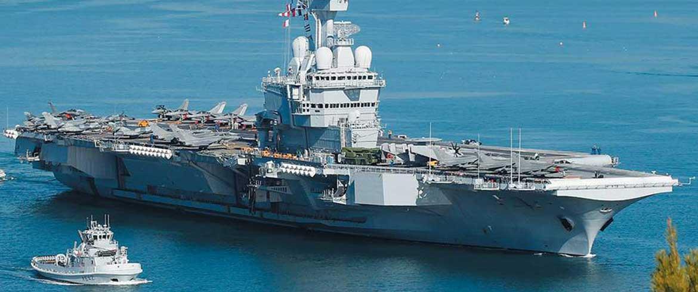 Γιατί το γαλλικό αεροπλανοφόρο «Σαρλ ντε Γκωλ» θα έρθει στην Κρήτη