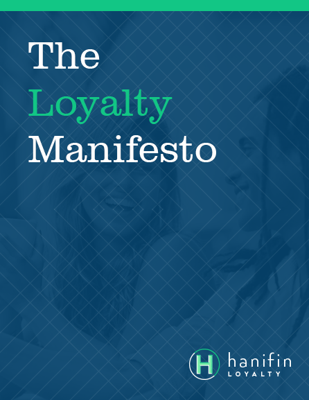 The Loyalty Manifesto : eBook Cover