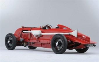 "4½ Litre Supercharged ""Blower"" Bentley"