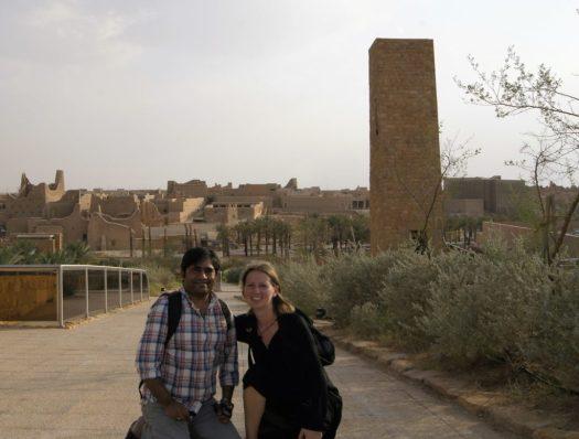 Nasze życie w Arabii Saudyjskiej było interesujące, przyjemne i bezpieczne!