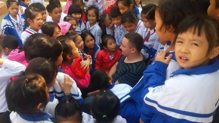 Na pytanie czy polecam Wietnam, odpowiedź mam jedną: TAK! (Arek Bielak)