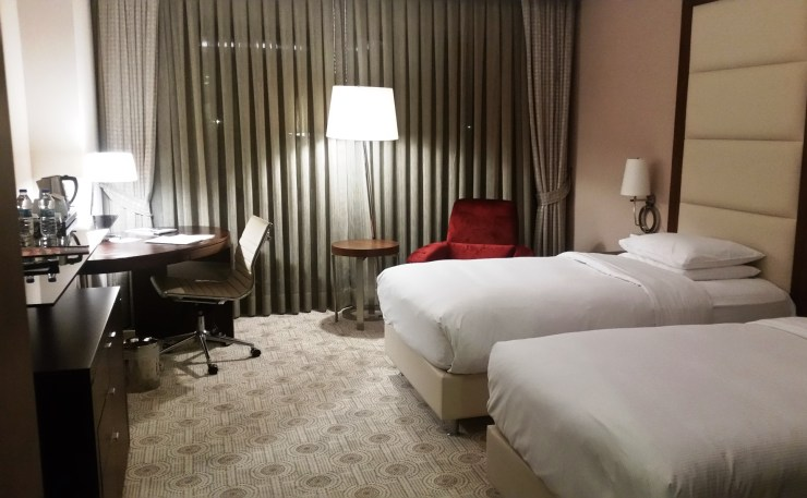 Turkish Airlines. Darmowy hotel przy długich przesiadkach w praktyce.