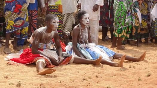 Jak obchodzi się święto vodoun w Beninie?