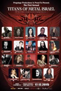 Titans Of Metal-poster
