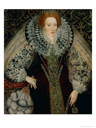 Queen Elizabeth I, who died on March 24, 1603, when Southampton was still in the Tower and King James of Scotland succeeded her