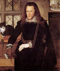 "Southampton in the Tower, reduced from Lord to Commoner as ""Mr. Henry Wriothesley"" or in legal terms ""the late earl""..."