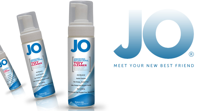 Review | Jo Unscented Anti-Bacterial Foaming Toy Cleaner