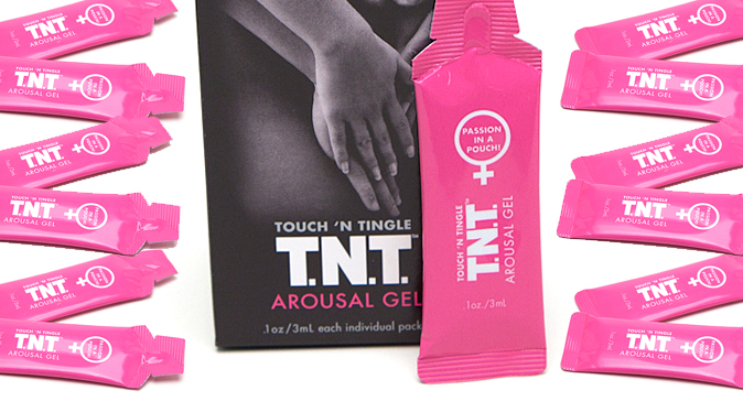 T.N.T. Touch 'n Tingle Arousal Gel  | Review