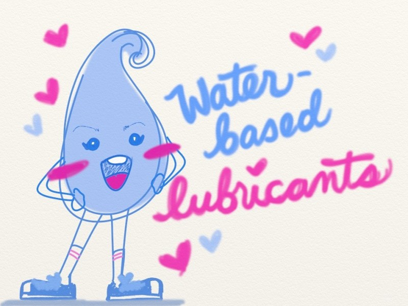 H2Ohhhhh, Water Based Lubricants! | What are water based lubricants?
