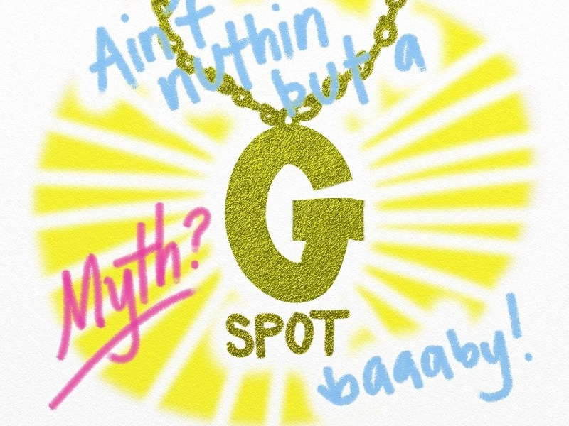 """""""The Gspot it's real? I thought it was a myth!?!"""""""