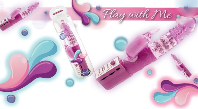 Review | Desire: Play with Me ( Blush Novelties)
