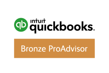 bronze - We are now a certified Quickbooks Pro Advisor!