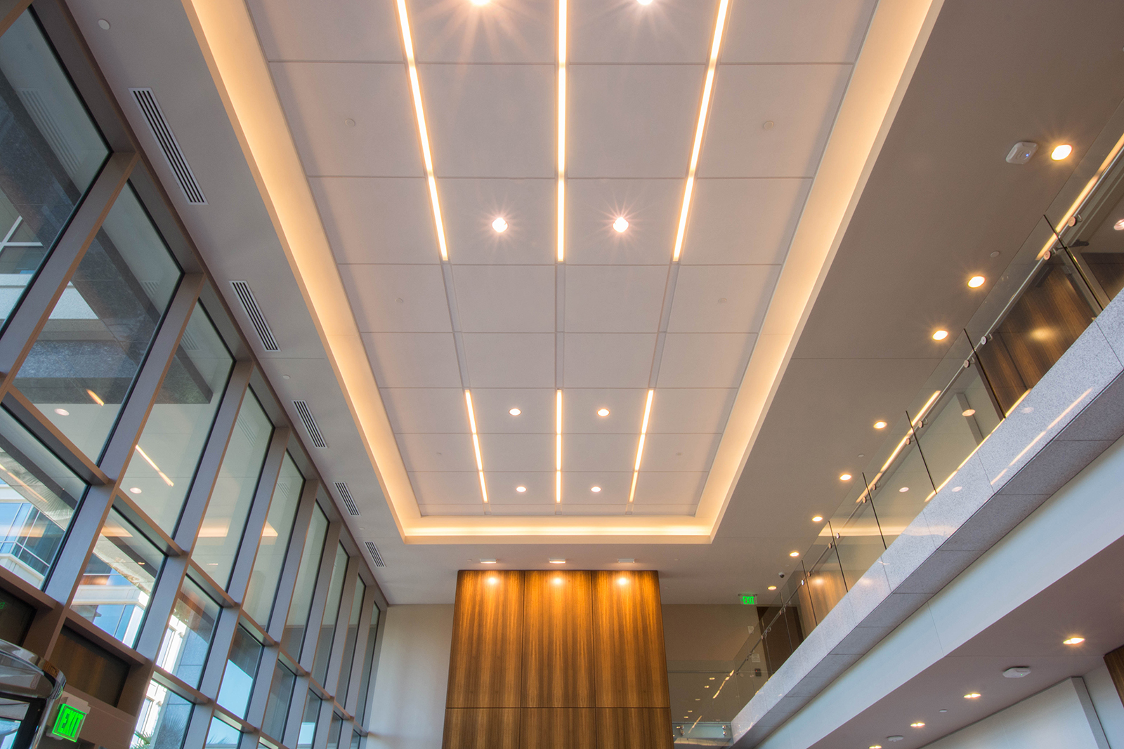 Corporate Offices Gallery Hanlon Acoustical Ceilings