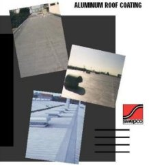 aluminium roof coating product information