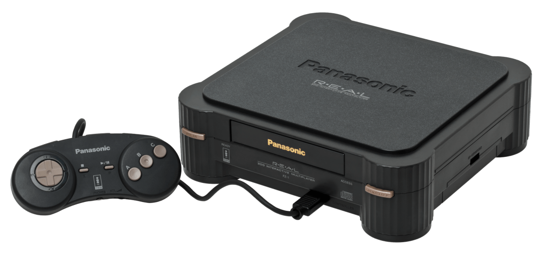 3DO Multiplayer Console