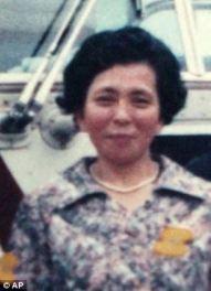 Miyoshi Soga, matka Hitomi
